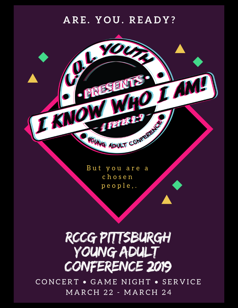 Young Adults Conference 2019